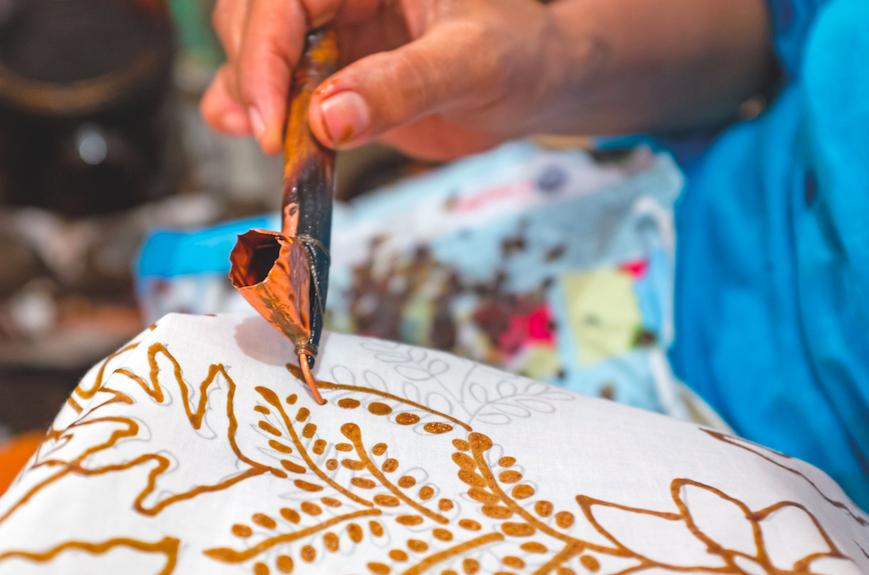 Batik Art Class