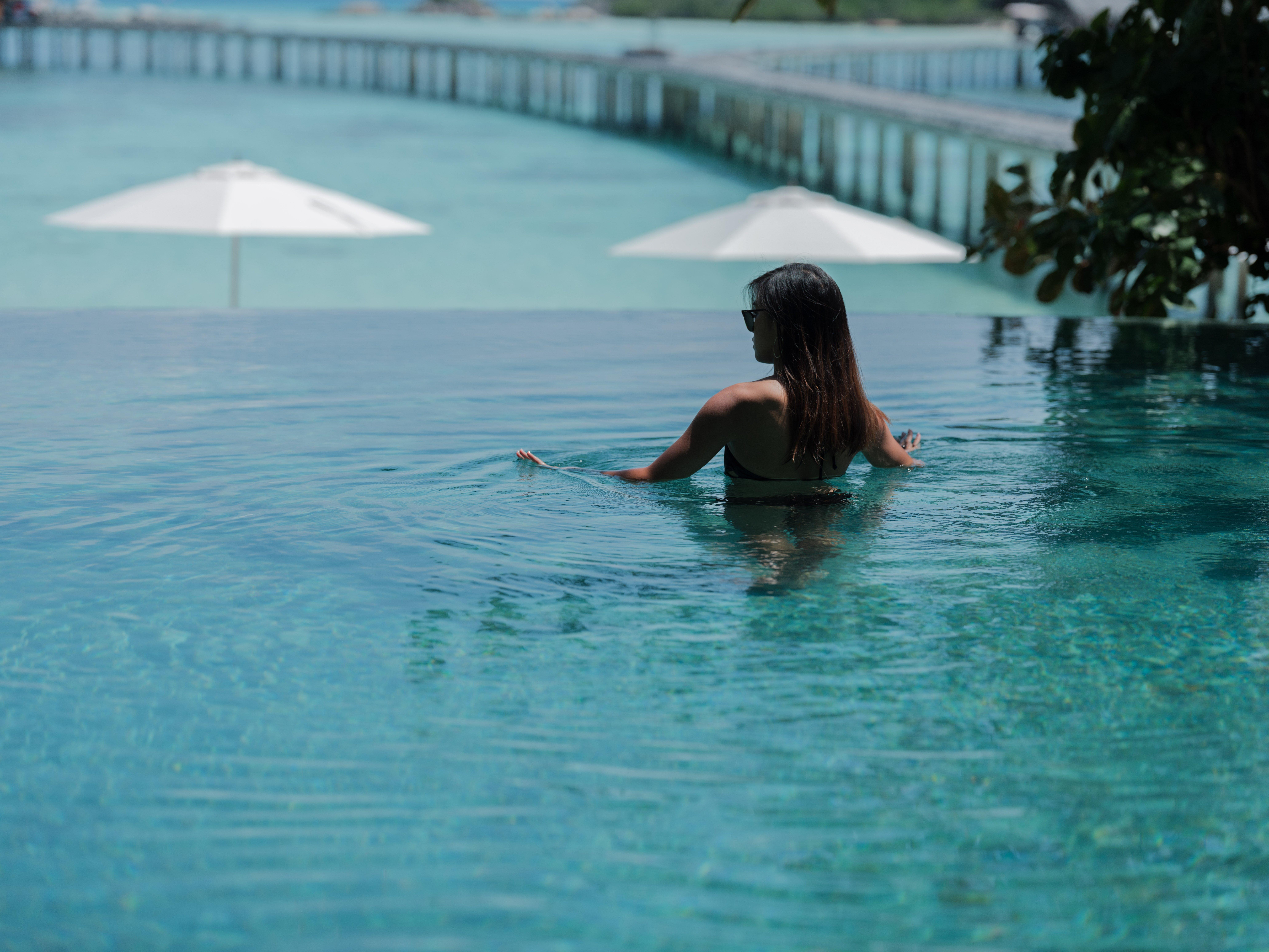 Bawah-reserve-medium-res-5961 Swimming pool lady in pool