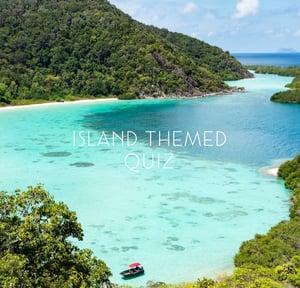 Blog - Island quiz