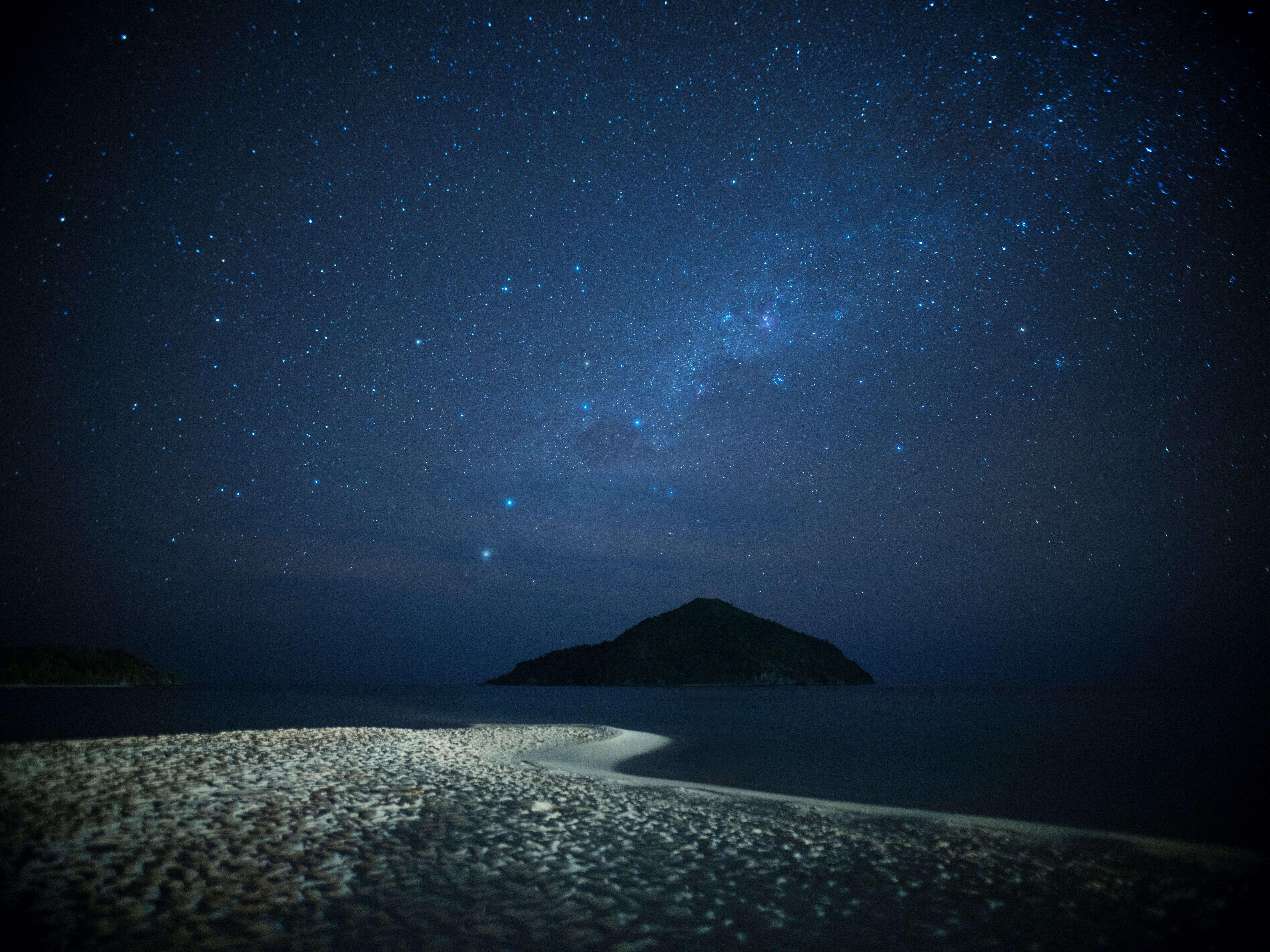 Stars night sky stargazing