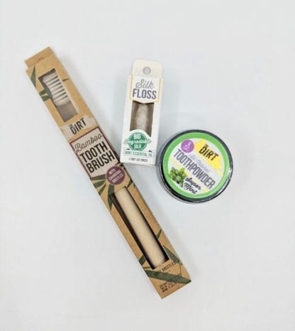 Planet Friendly Dental Kit