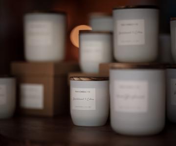 bawah six island trading post Riau Candles