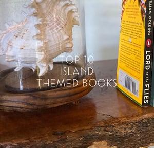 Top 10 Island themed books