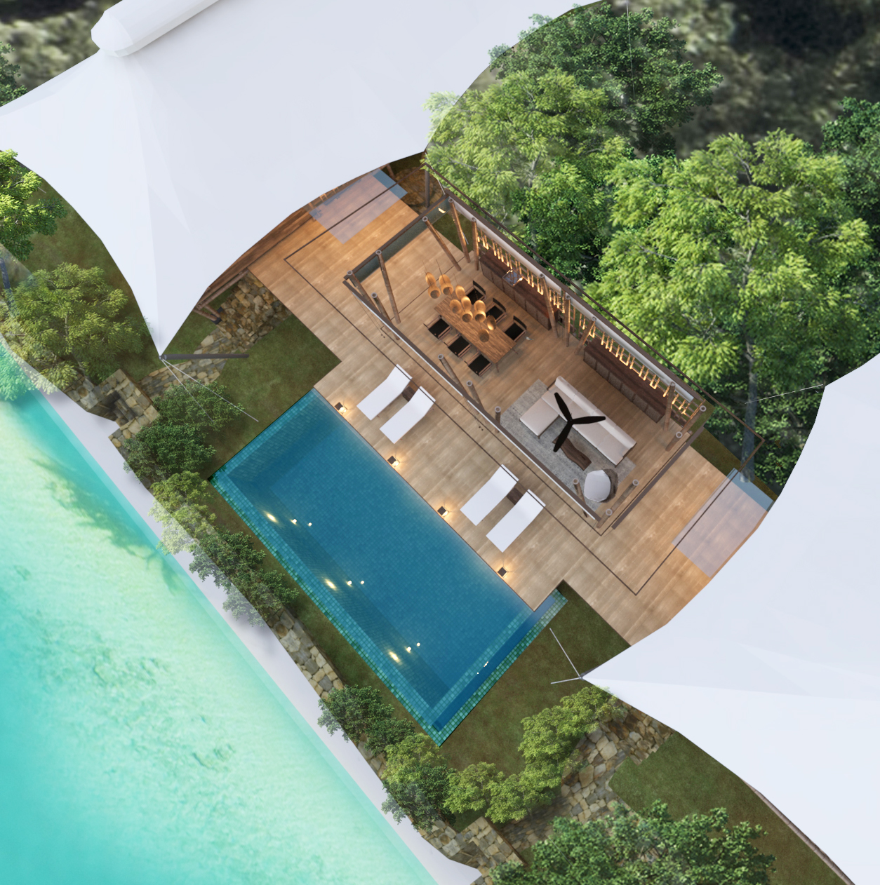 Two-Bed Infinity Pool Villa 2