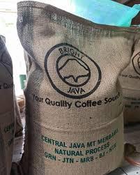 bright java coffe
