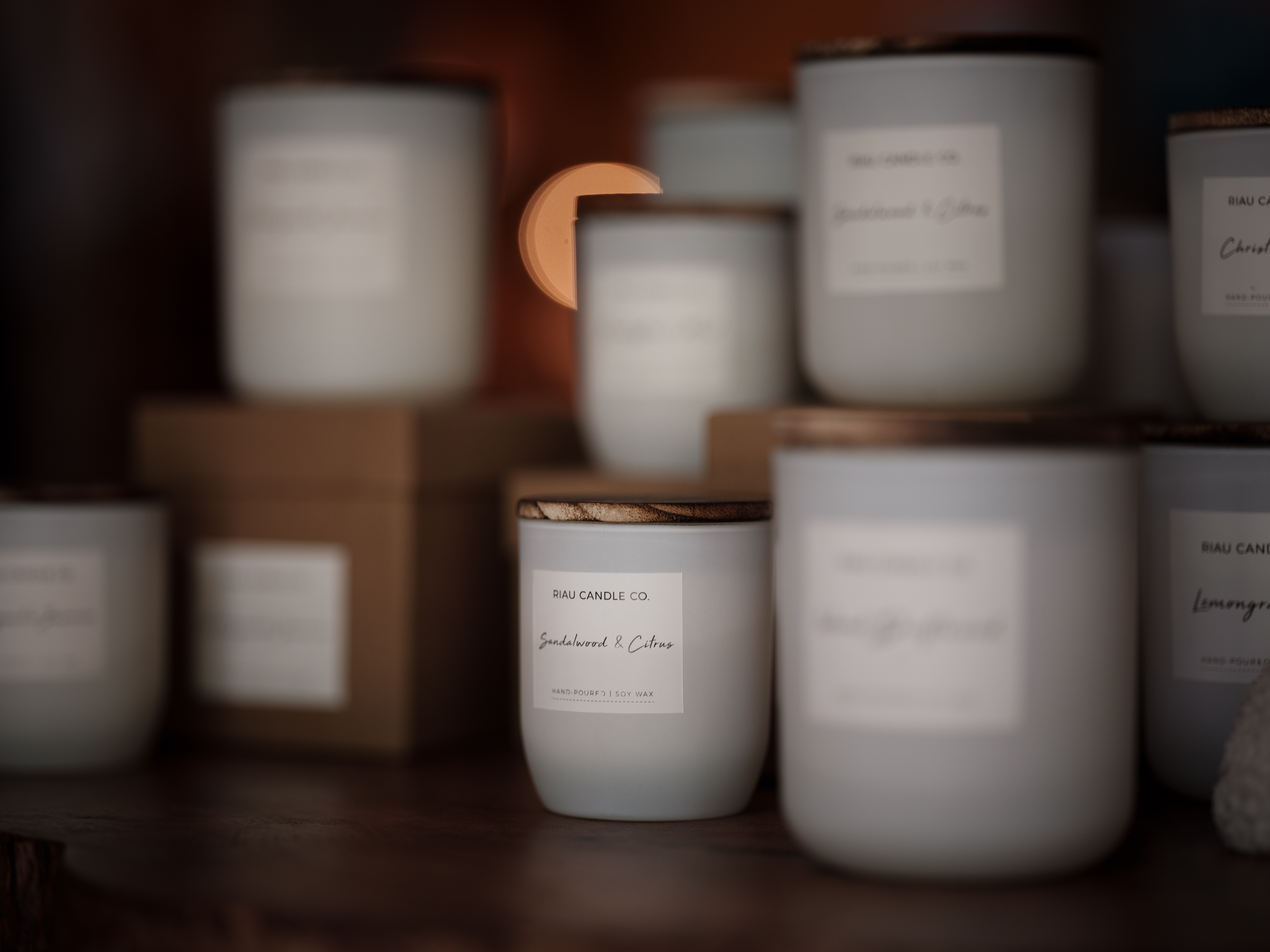 Bawah Reserve candles perfect gift.